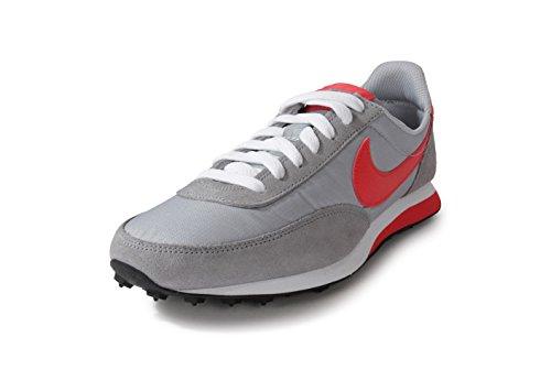 Nike–Scarpe da bambini giovane Elite (GS) WLF GRY/LT Crmsn CL GRY Lt CRM