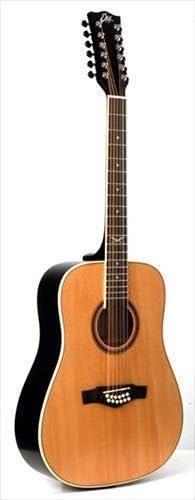 EKO NXT D XII Natural 12cuerdas guitarra acústica