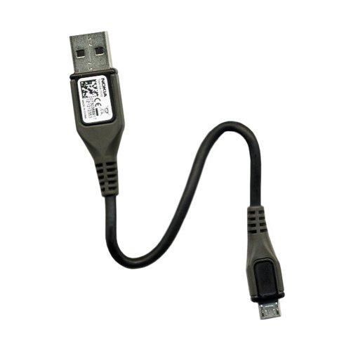 Nokia Original Micro USB Cable for Nokia E52, E63, E66, E71, E72, E75, N82, N85, N86 8Mp, N96, N97, N97 Mini X6 - Nokia N97 Mini Battery