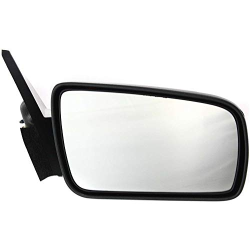 Kool-Vue FD88ER Mirror for Mustang 05-09 Right Side Power Non-Folding Textured - Side Mirrors Mustang