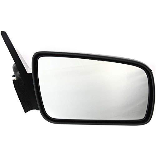 Kool-Vue FD88ER Mirror for Mustang 05-09 Right Side Power Non-Folding Textured Black