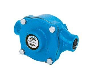 Pentair Hypro 6500C 6-Roller Cast Iron Agricultural Spraying Pump, 21.8 GPM c/w 5/8