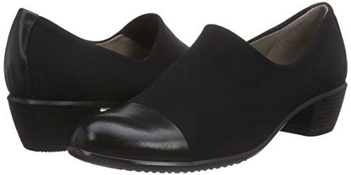 Scarpe black 35 black Ecco Nero Donna Ginnastica Da 51052 Touch 7E18wqF