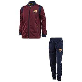 Fc Barcelone Survêtement Barça - Collection Officielle Taille Adulte