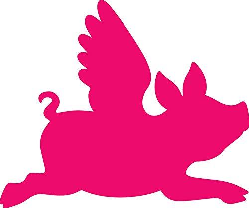 Flying Pig Logo 5.5