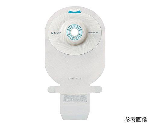 センシュラ ミオ1 ライト 単品系装具コロストミー/イレオストミー用 28φmm 透明 /7-2952-04 B07BL511T4