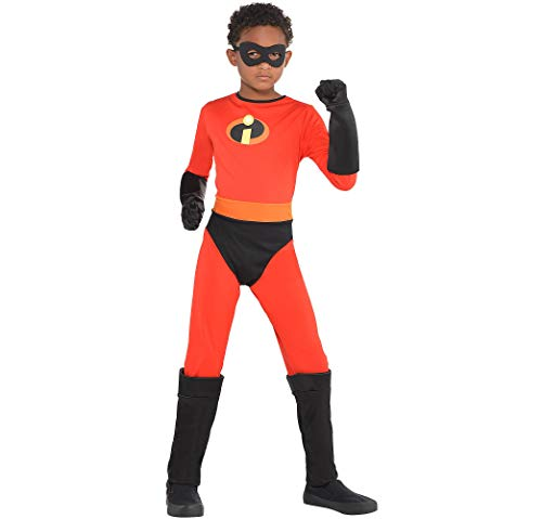 Incredibles Dash Costume Child Large