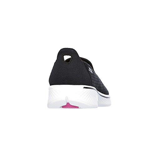 Walking Go White Performance Pursuit Black Shoe 4 Skechers Women's Walk qgExFC
