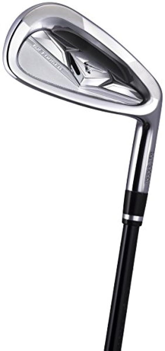 [해외] MIZUNO(미즈노) 골프 클럽 아이언 GX 포지드 5개 세트 스틸/카본 샤프트 맨즈 오른손잡이용 번째:6I.7I.8I.9I.PW