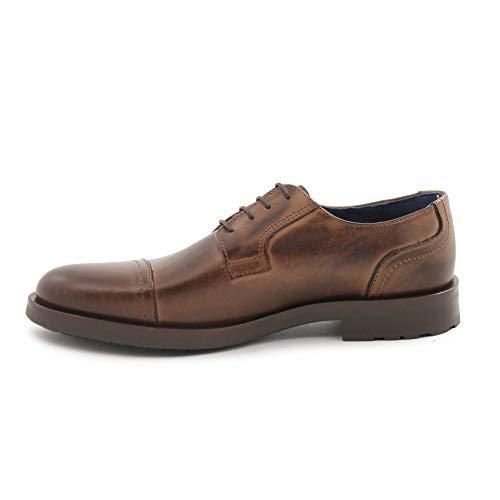 marroni da uomo Benavente 113808 scarpe B7FqqWfwv