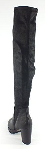 Classici Nero Spm Spm Classici Stivali Stivali Donna pWnTRwwvq