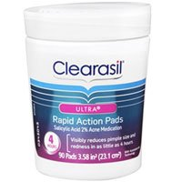 clearasil-ultra-rapid-action-pads-90-each-pack-of-2