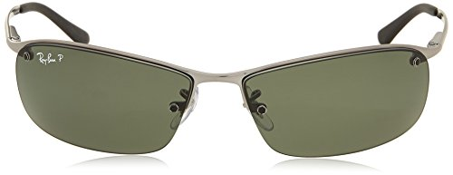 Ray-Ban Mens Sunglasses (RB3183) Metal