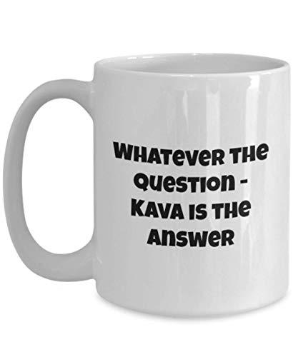 Novelty Mug Kava Bar Drinkers Funny Mugs Gift Idea Cup