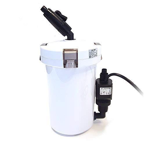 All Pond Solutions ef-150 Filtro Externo con Masa filtrante para Acuario 400 L/H: Amazon.es: Productos para mascotas