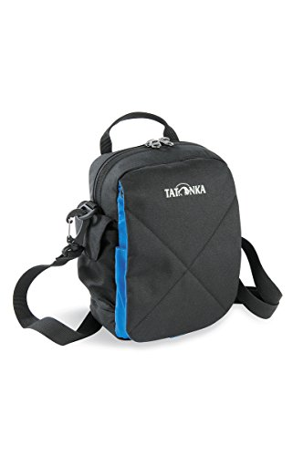 Negro x x Mochila Umhängetasche cm Shadow In Talla Check 23 Blue Tatonka 17 XT 8 Color Azul 2 l UOwggqC