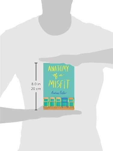 Amazon Anatomy Of A Misfit 9780062313652 Andrea Portes Books