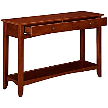 Amazon Com Intercon Ka Ta 4918s Rai C Kona Sofa Table 49