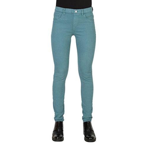 Carrera Jeans Women's Skinny Jeans Green
