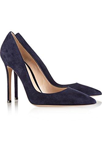 EDEFS - Plataforma Mujer Dark-Blau