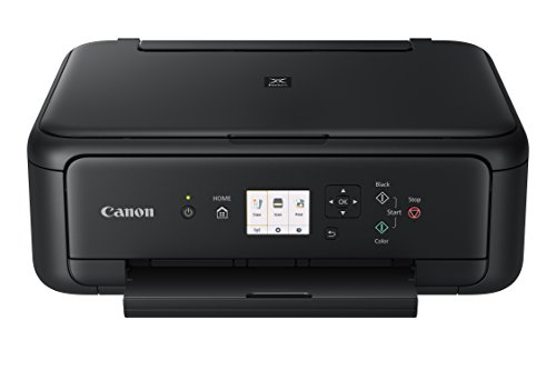 Canon TS5120 Wireless All-In-One Printer with Scanner and Copier: Mobile and Tablet Printing, with Airprint(TM) and Google Cloud Print compatible, Black by Canon (Image #5)