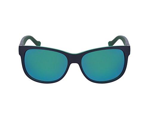 Boss Orange sunglasses BO 0200/S 82AZ9 Acetate Blue - Green Grey with Mirror - Blue Boss Orange Sunglasses