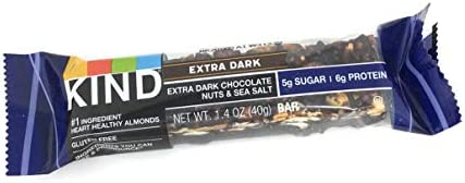 Kind, Bar Chocolate Series Extra Dark Chocolate, 1.4 Ounce