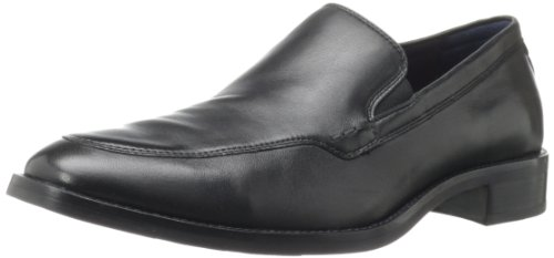 Cole Haan Men's Lenox Hill Venetian Slip-On Loafer,Black Nappa,9 M US (Black Nappa Leather Footwear)