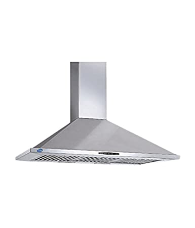Glen Stainless Steel Chimney 60cm Baffle Filter (Silver)