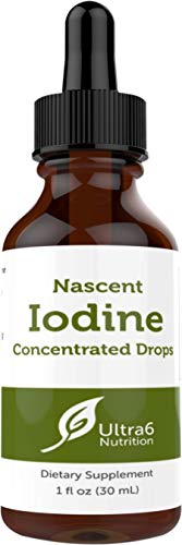 Nascent Iodine Drops Supplement