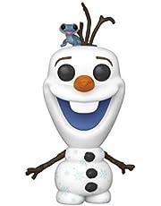 POP! DISNEY FROZEN 2 - OLAF WITH BRUNI - #733