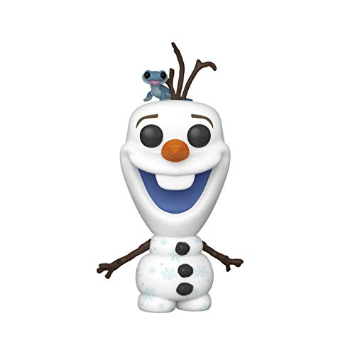 Pop! Disney Frozen 2 - Olaf with Bruni