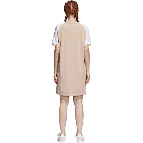 Adidas Medium Raglan Originals Dress Pearl Women's Ash rnUrqPAw