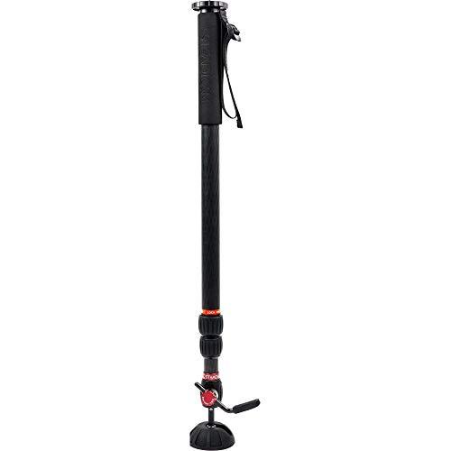 SteadiCam AIR-15 3-Section Carbon Fiber Monopod with 1 Twist Leg Lock, 15 lbs Capacity, 63
