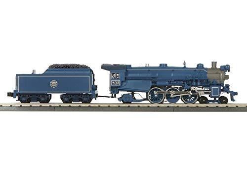 Rail King MTH Jersey Central STEAM Engine & Tender #833