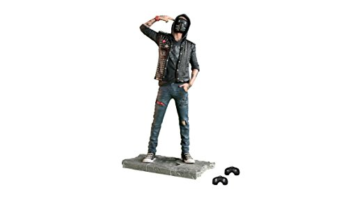 Watch Dogs 2'THE WRENCH' Figure