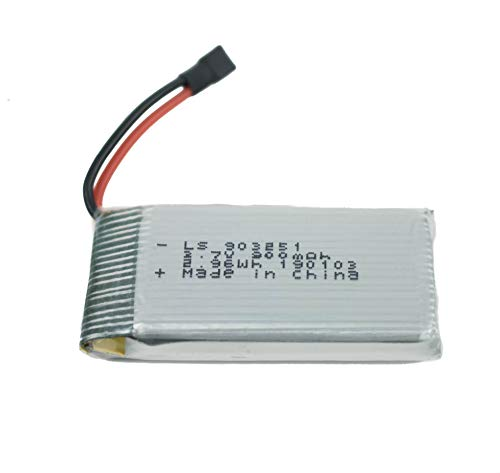 - Li-Po Battery for Sharper Image DX-4 Drone 3.7V 800mAh 2.96Wh