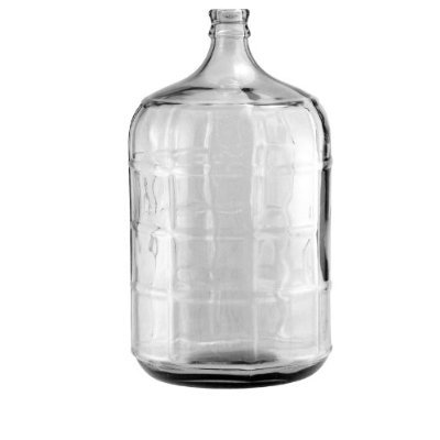 2 X 5 Gallon Glass Carboy For Beer or Wine - Carboy 5 Gallon