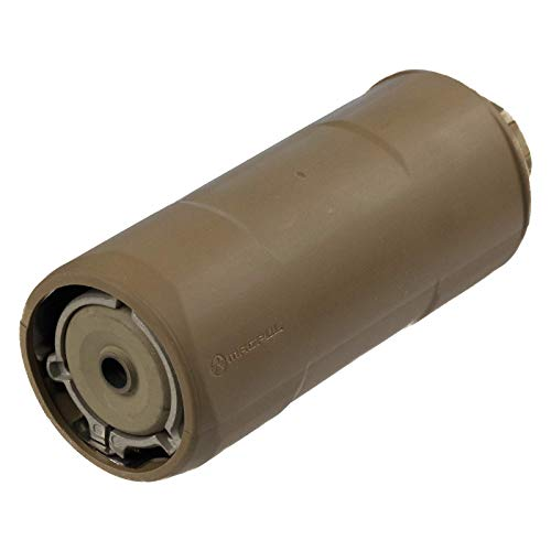 "Magpul Suppressor Cover 5.5"", Medium Coyote Tan"