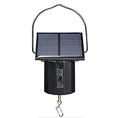 Solar Generator - Torquemotor Electric Hanging Large Wind Spinner Flexible Motor Speed Outdoor Easy Install Metal - Watt Cpap Panels Inverter Speaker Outlet Sine 500wh Living Battery To