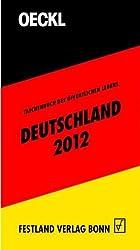 OECKL. Taschenbuch des Öffentlichen Lebens - Deutschland 2012: Buchausgabe, 61. Jahrgang