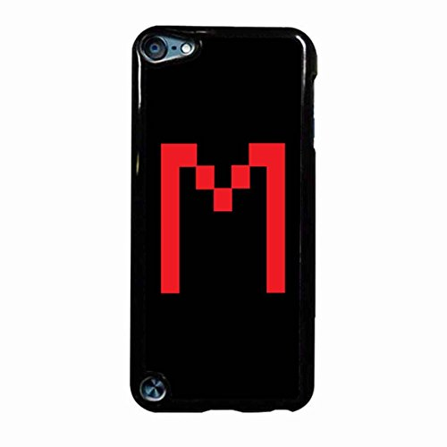 Markiplier Design 11 Case / Color White Plastic / Device iPod Touch 5