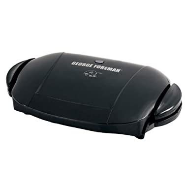 George Foreman GRP0004B The Next Grilleration Grill, Black