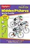 Highlights Hidden Pictures Favorite Sports Puzzles, , 1620917734