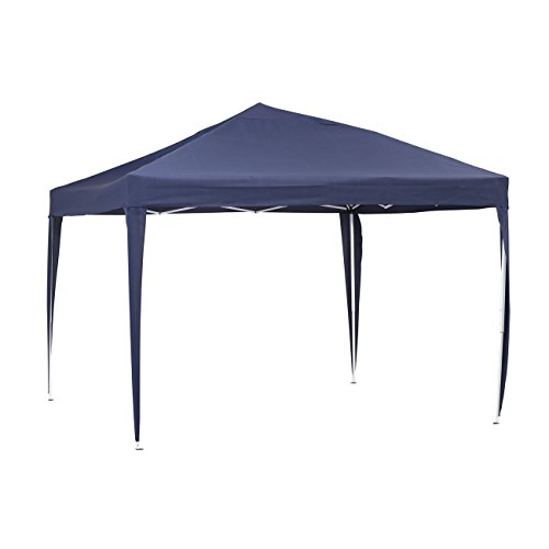 Green Gardern 10 x 10 Feet Pop Up Canopy Tent W/ Carring Case Outdoor Party Portable Folded Gazebo