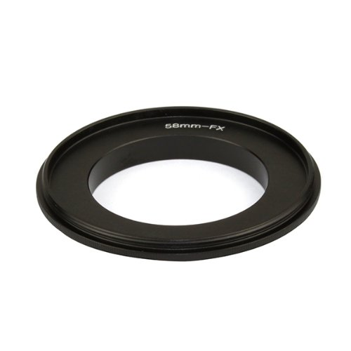 Pixco 58 mmマクロReverseアダプターリングLens Adapter for Fujifilm FX XマウントFX X - t1 x-a1 x-e2 x-m1 x-e1 X - pro1 B00BBPK2AQ