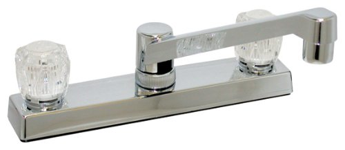 Phoenix PF211326 8in Two-Handle Deck Faucet