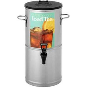 Bloomfield 8799-3G Iced Tea Dispenser with Handles, 3-Gallon, Stainless Steel, 9'' Depth, 19 3/8 Height