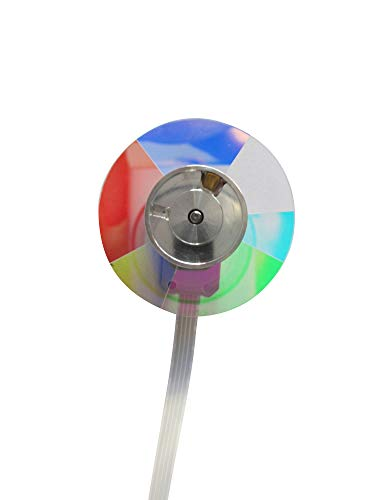 HCDZ Replacement Color Wheel for NEC NP115 NP110 NP210 NP216 DLP Projector
