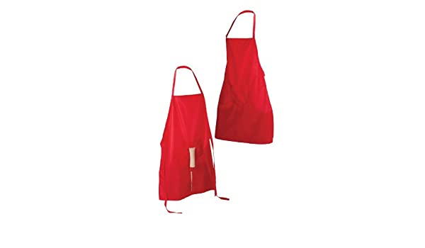 Amazon.com: Hide-n-seek Peni-popper Party Apron, Red: Health & Personal Care